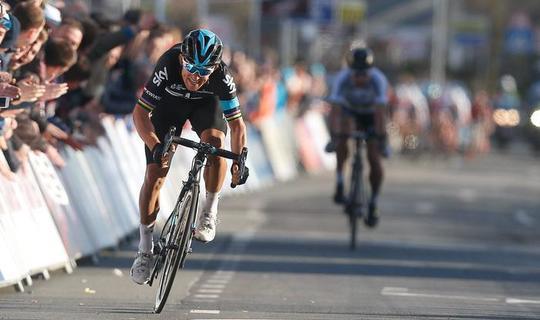 Parcours Ronde van Vlaanderen 2016