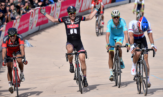Degenkolb Roubaix 2017