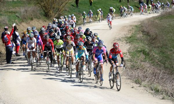 Parcours Strade Bianche