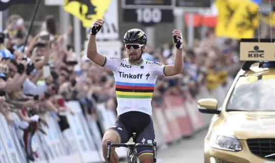 Sagan Parijs Roubaix 2016