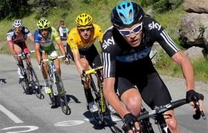 Wiggins Parijs Roubaix 2014