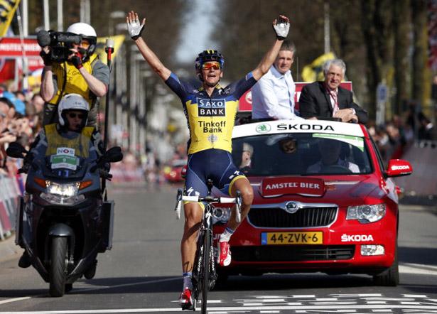 Deelnemerslijst Amstel Gold Race 2014