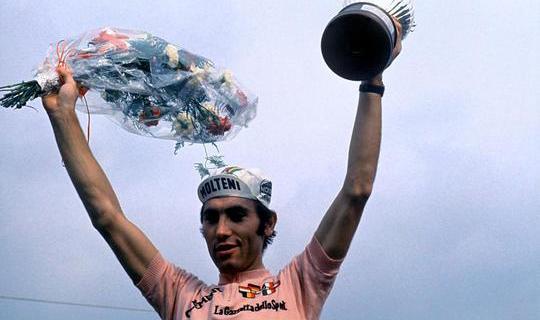Historie Giro d'Italia