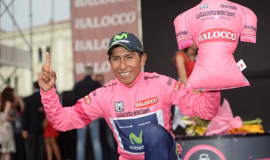 Quintana Giro 2014