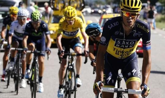 Contador Tour 2015