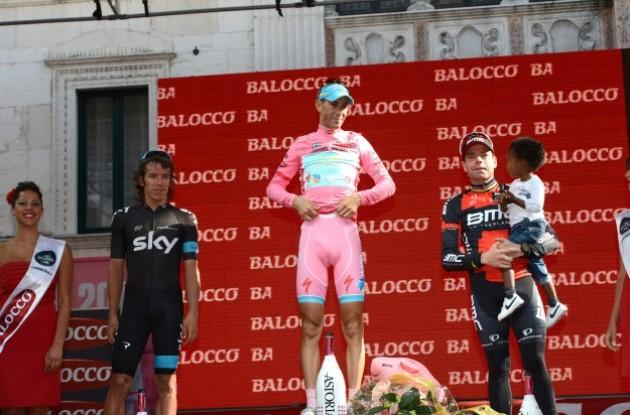 favorieten roze trui Giro 2014