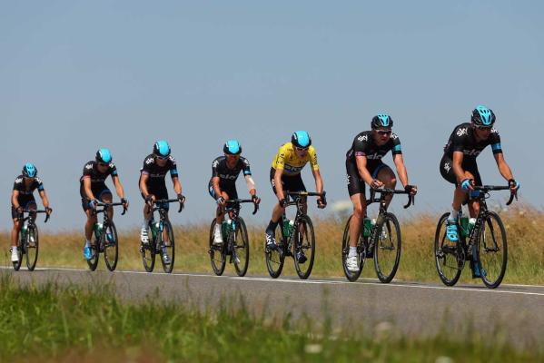 Deelnemers Tour de France 2014