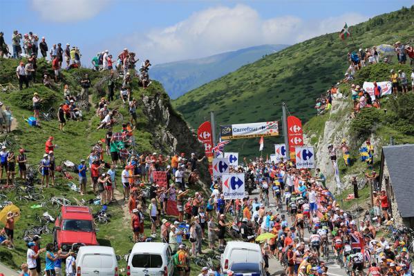 Etappes Tour de France 2014