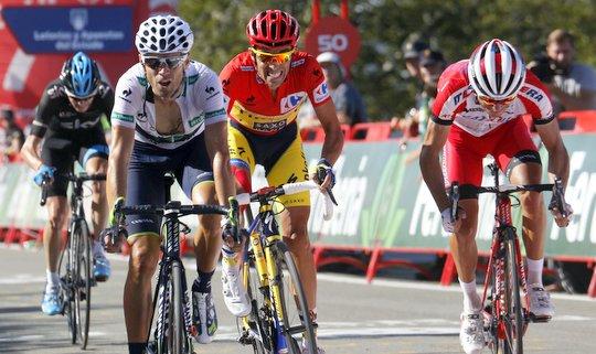 Favorieten Vuelta 2015