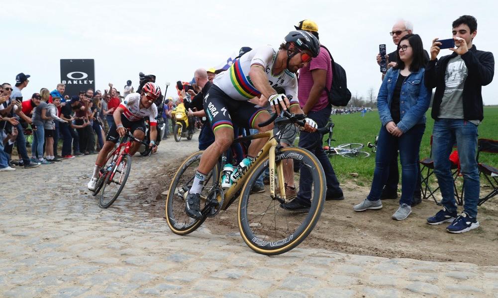 Peter Sagan Parijs Roubaix