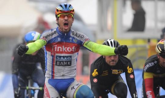 Sagan Milan Sanremo