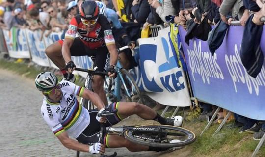 Parijs Roubaix Sagan Van Avermaet