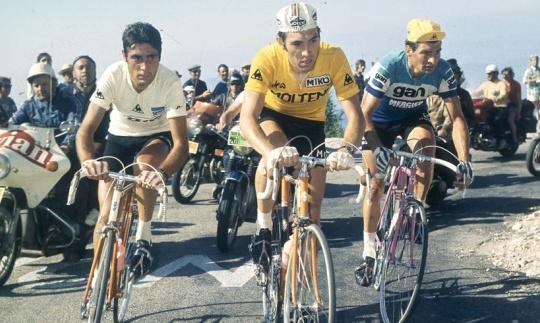Historie Tour de France