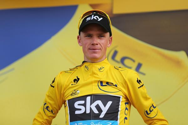 Tour de France 2014 gele trui