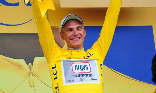 Favorieten puntenklassement Tour de France
