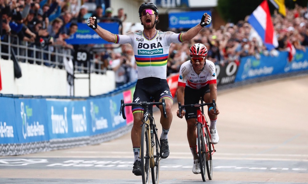 Parijs Roubaix Sagan