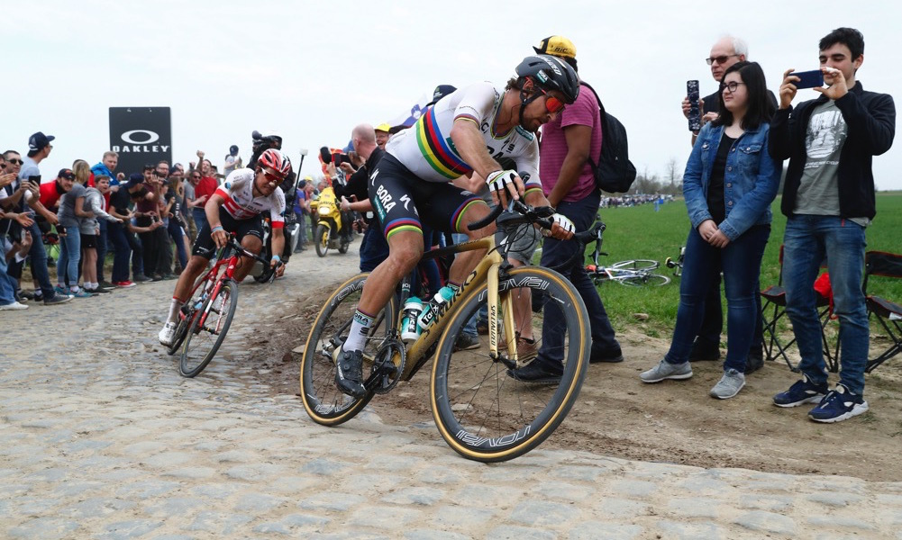 Peter Sagan Parijs Roubaix