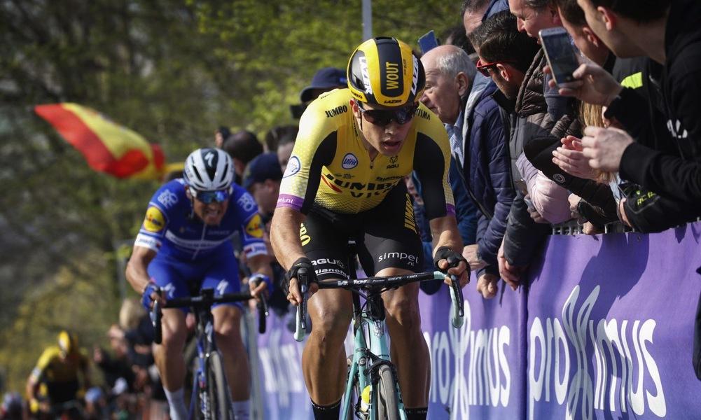 Van Aert Ronde van Vlaanderen
