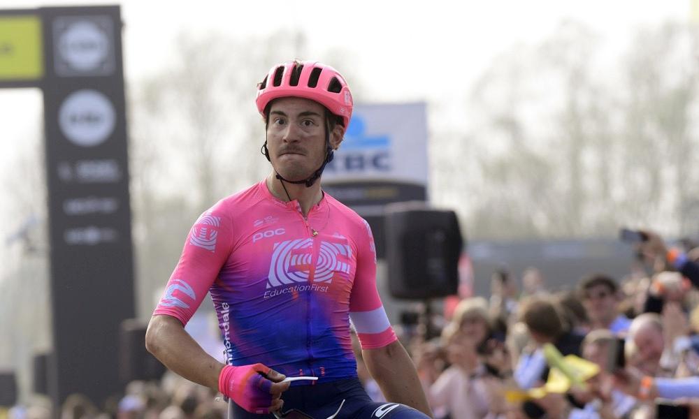 Alberto Bettiol Ronde van Vlaanderen