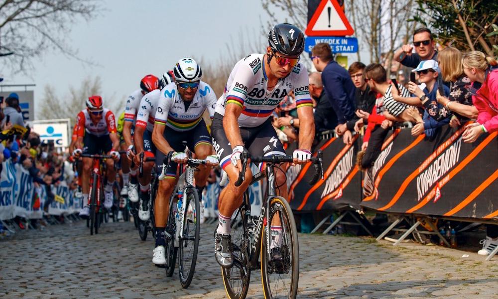 De Oude Kwaremont Ronde van Vlaanderen