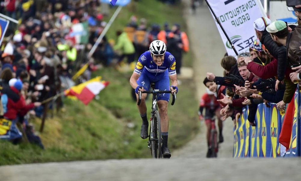 Niki Terpstra Ronde van Vlaanderen