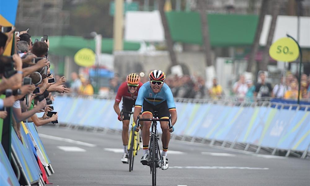 Olympische Spelen Greg van Avermaet 2016