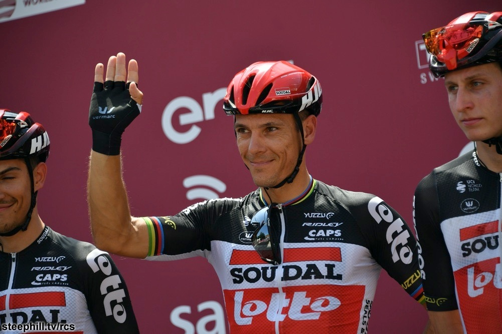 Milaan San Remo 2020 Philippe Gilbert