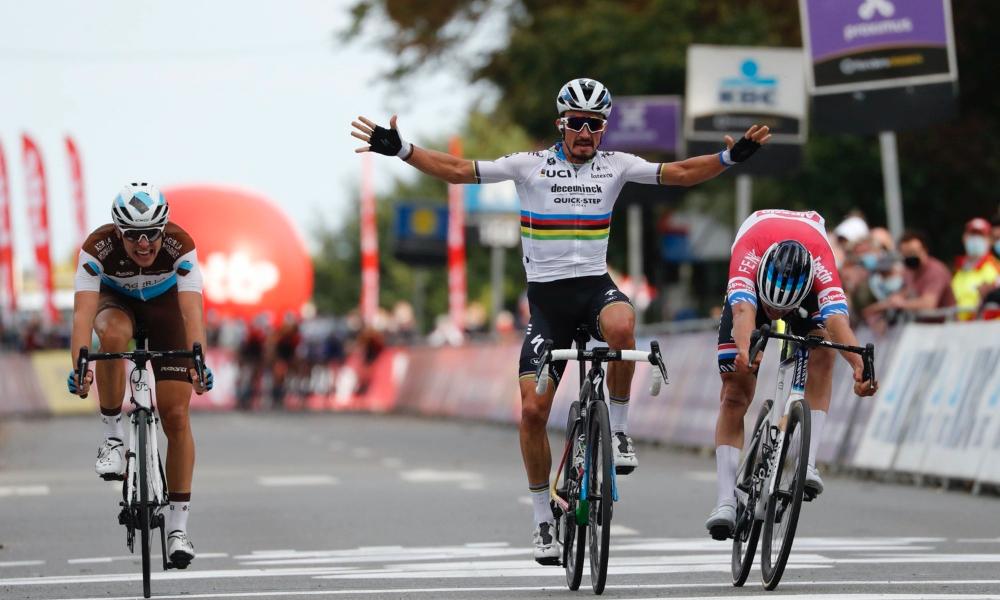 Alaphilippe Ronde van Vlaanderen 2020