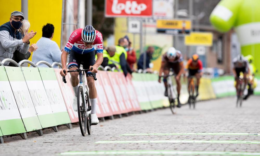 Brabantse Pijl 2020 Van der Poel