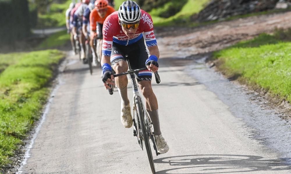 Mathieu van der Poel Ronde van Vlaanderen 2020