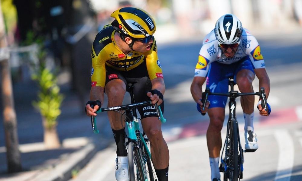 Wout van Aert Milaan San Remo 2020 winnaar