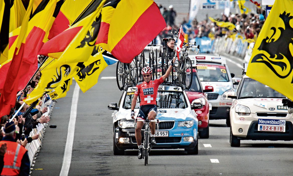 Fabian Cancellara Ronde van Vlaanderen