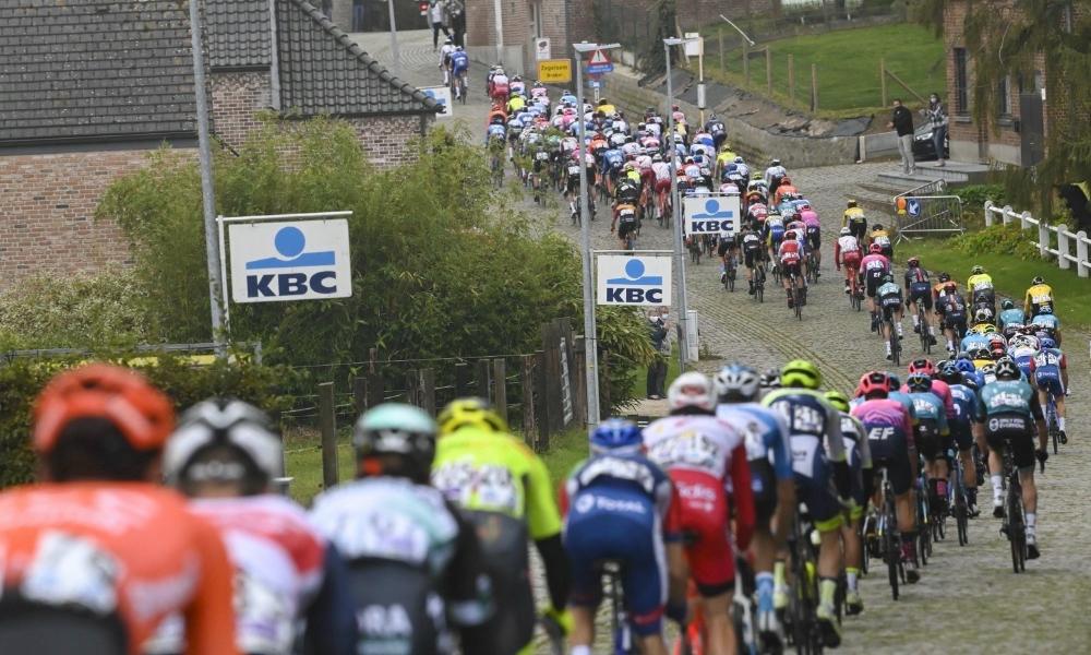 Hellingen Ronde van Vlaanderen 2021