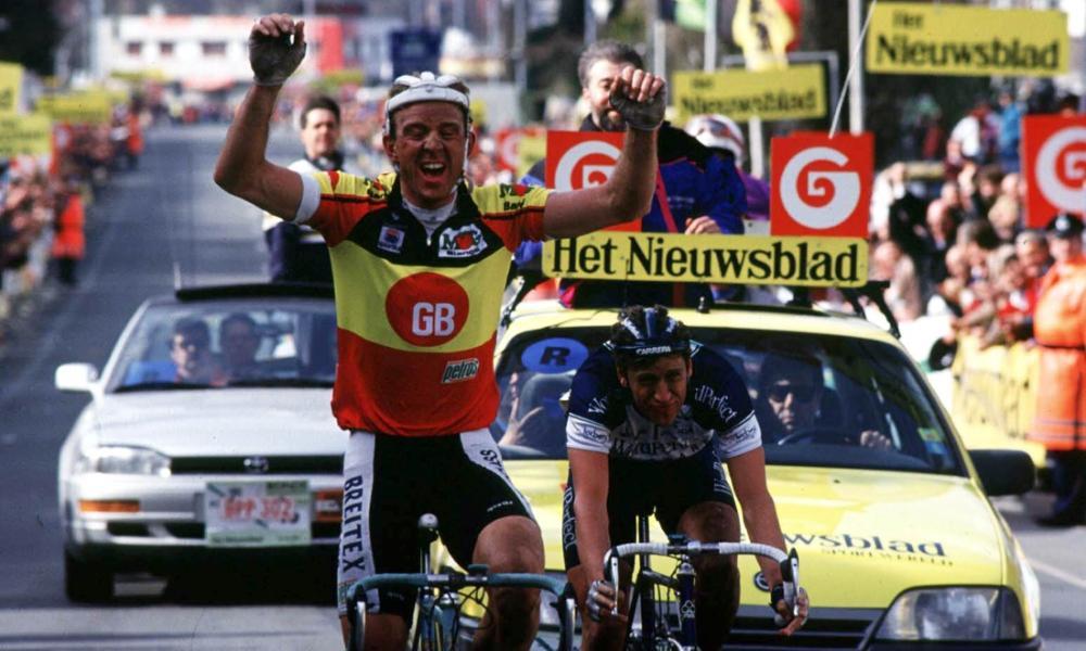Johan Museeuw Ronde van Vlaanderen