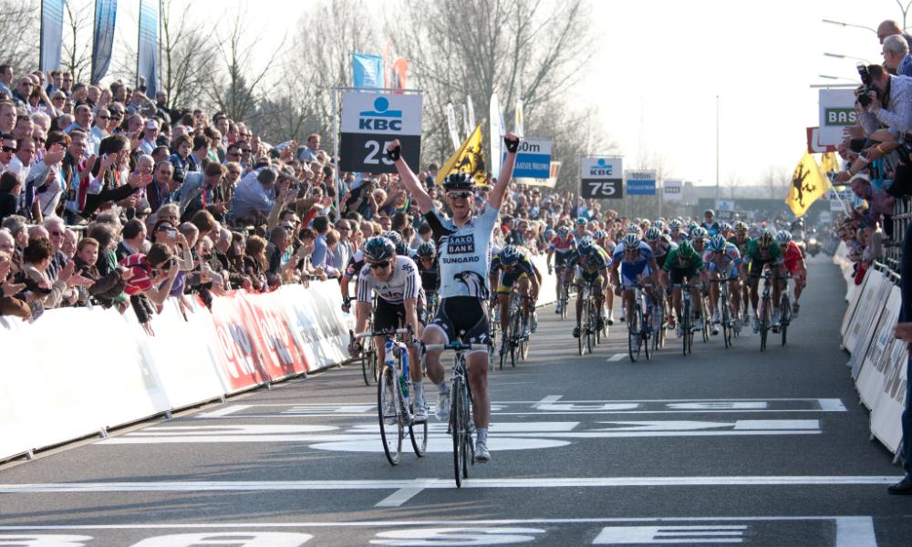 Nick Nuyens Dwars door Vlaanderen 2011