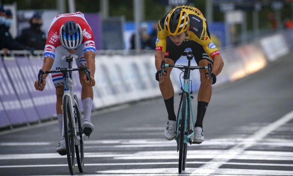 Van der Poel Van Aert Ronde van Vlaanderen 2021