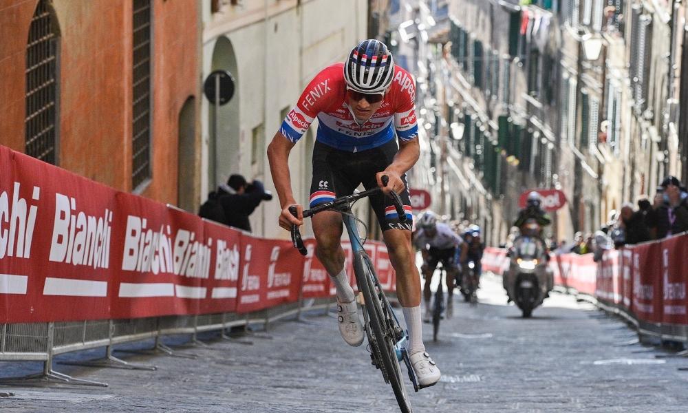 Waarom Mathieu van der Poel Milaan San Remo gaat winnen