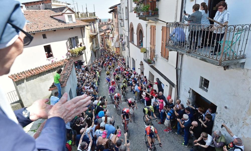 Etappe 2 Giro d'Italia 2021 Piemonte Stupinigi - Novara