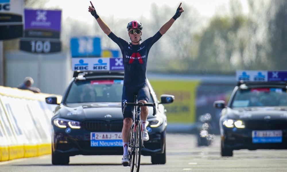 Favorieten Ronde van Vlaanderen 2021 Dylan van Baarle