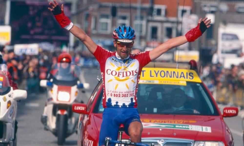 Frank Vandenbroucke Luik Bastenaken Luik 1999