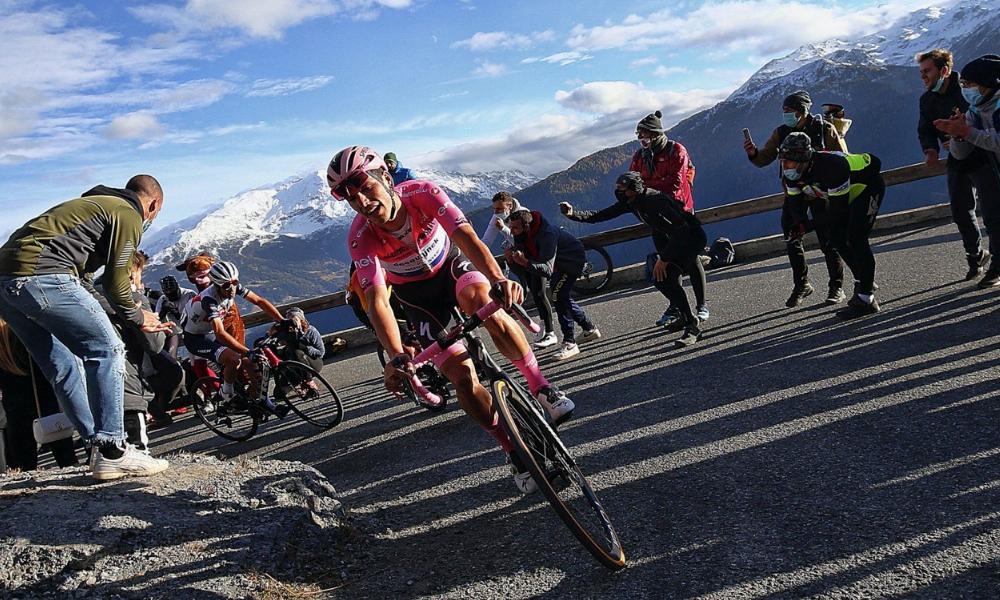Giro d'Italia 2020 Passo dello Stelvio