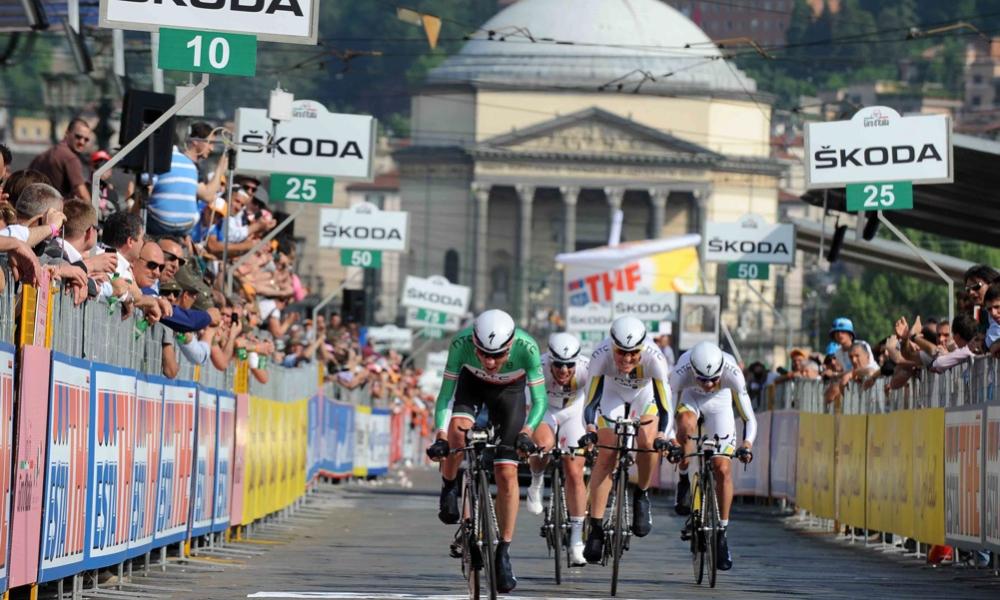 Le Grande Partenza Torino Giro d'Italia 2021