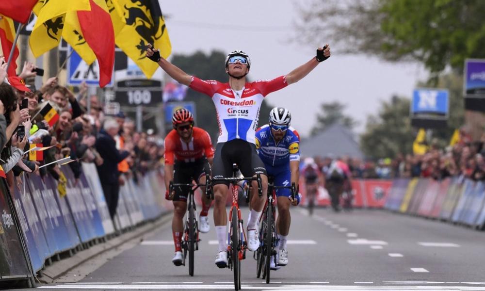 Mathieu van der Poel Brabantse Pijl 2019