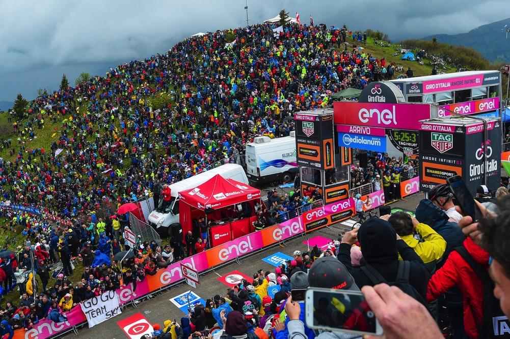 Parcours Giro d'Italia 2021