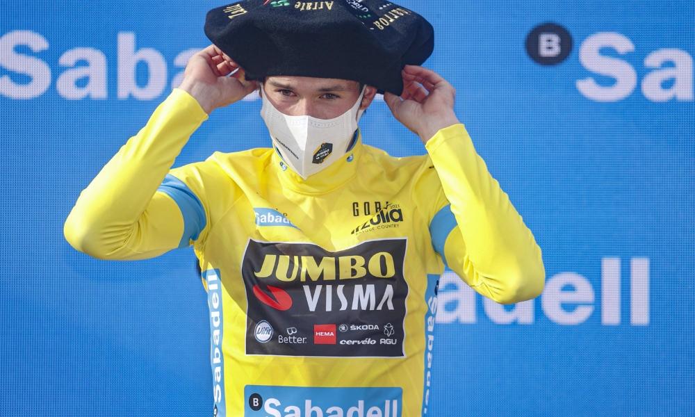 Primoz Roglic Amstel Gold Race 2021