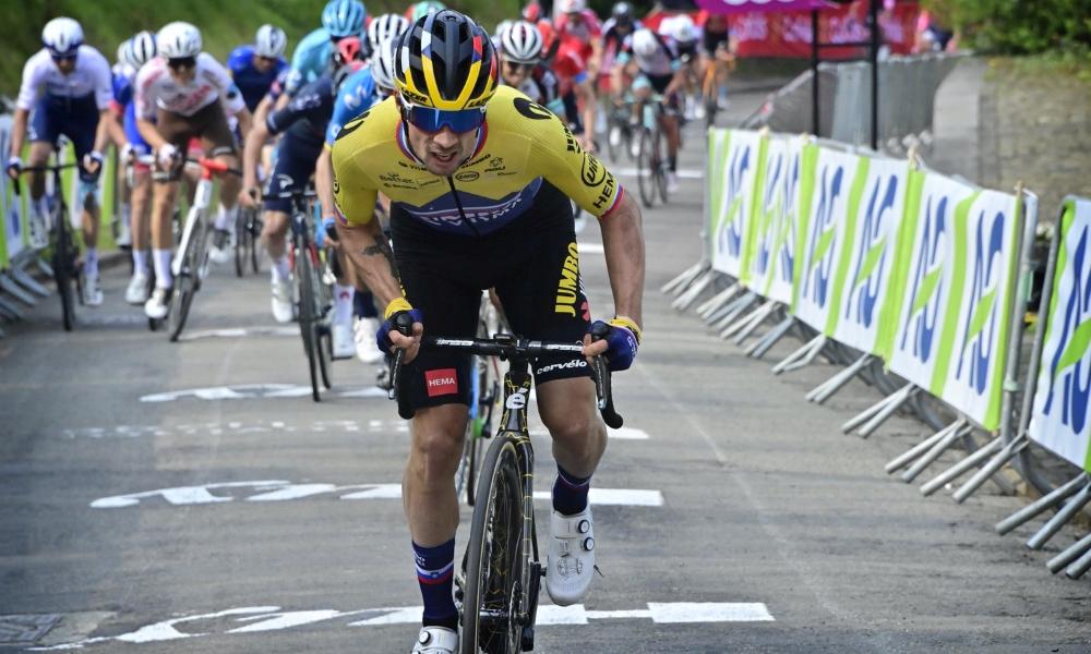Primoz Roglic Luik Bastenaken Luik 2021