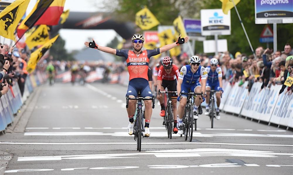 Sonny Colbrelli Brabantse Pijl 2017