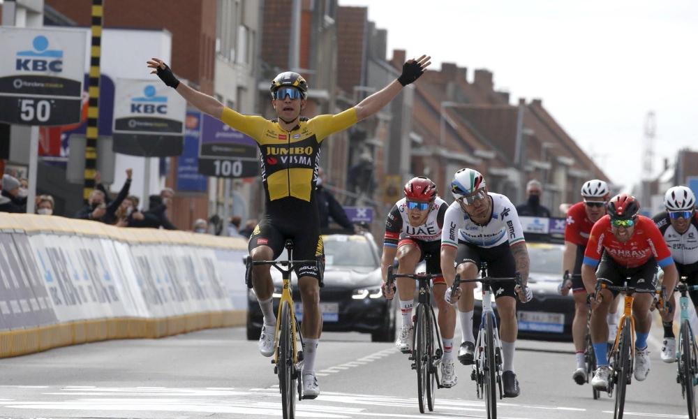 Wout van Aert Ronde van Vlaanderen 2021