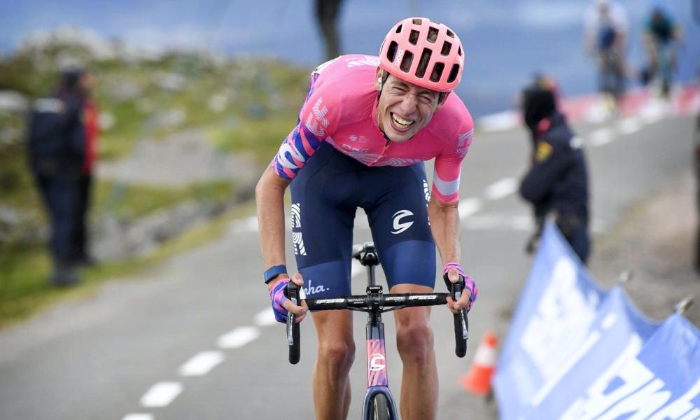 Favorieten Giro d'Italia 2021 Hugh Carthy