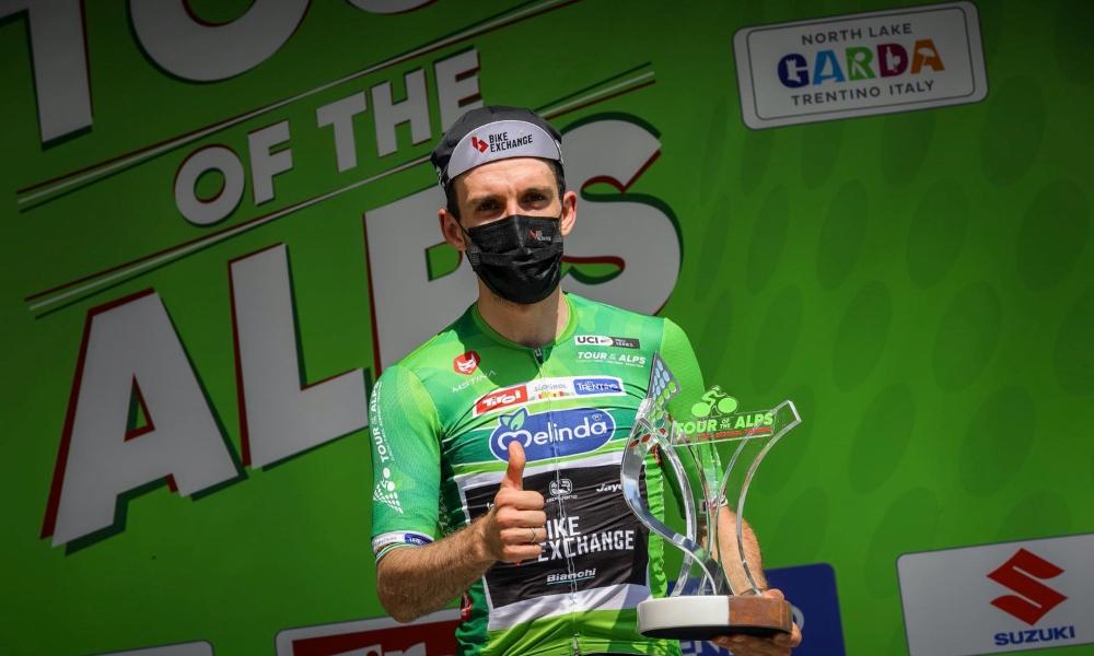 Favorieten algemeen klassement Giro d'Italia 2021